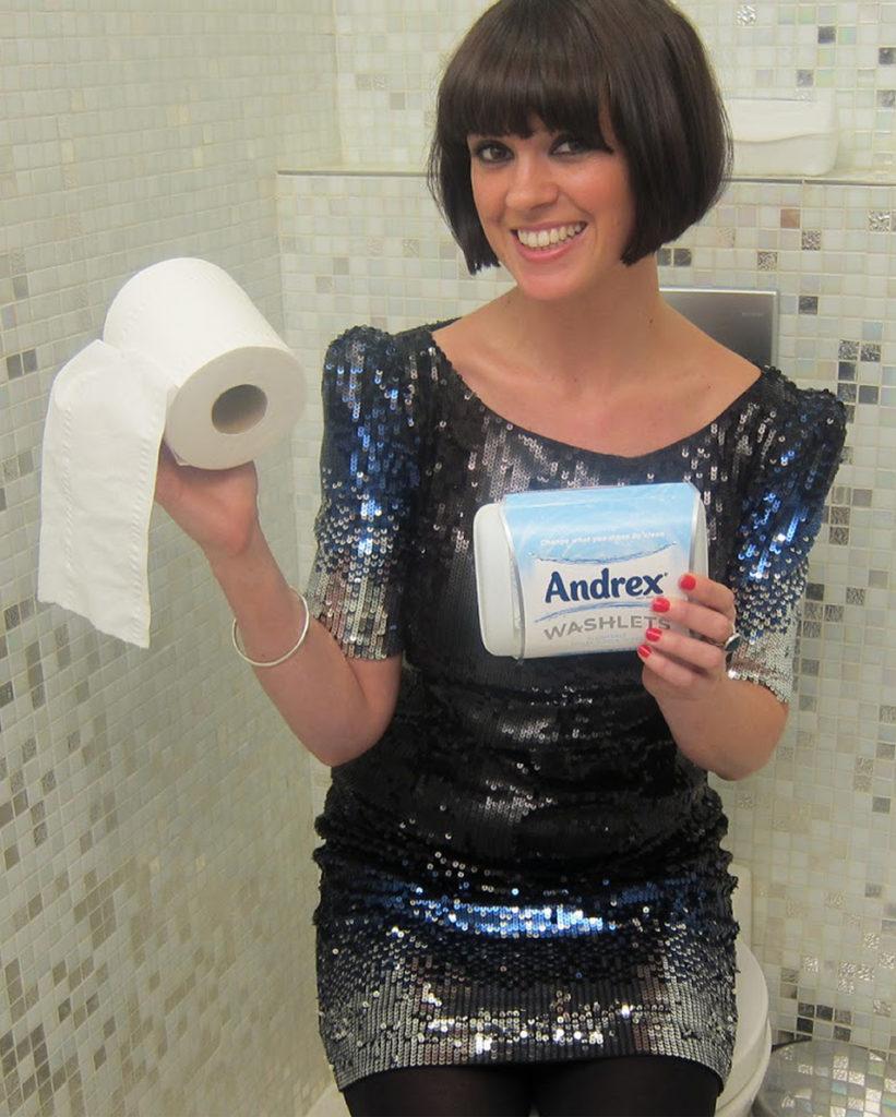 Andrex / Washlets