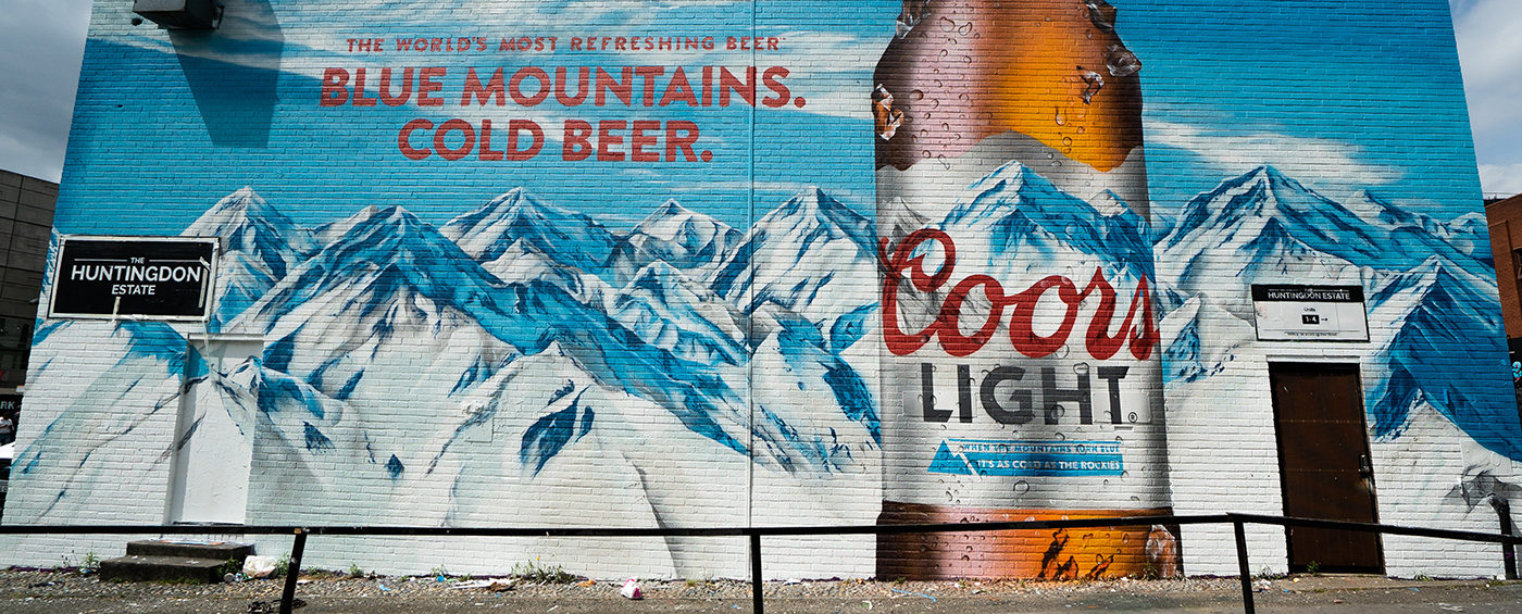 Coors Light / The Coldest of All Time