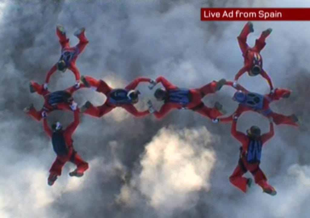 Honda / Live broadcast takeover