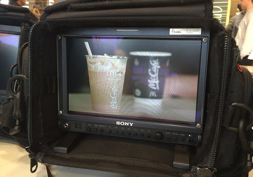 McDonald's / McCafe Moments