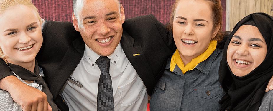 McDonald's Apprenticeships Scheme